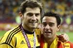 Casillas y Xavi Hernández Premio Príncip de Asturias