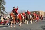 Desfile navideño de Manassas