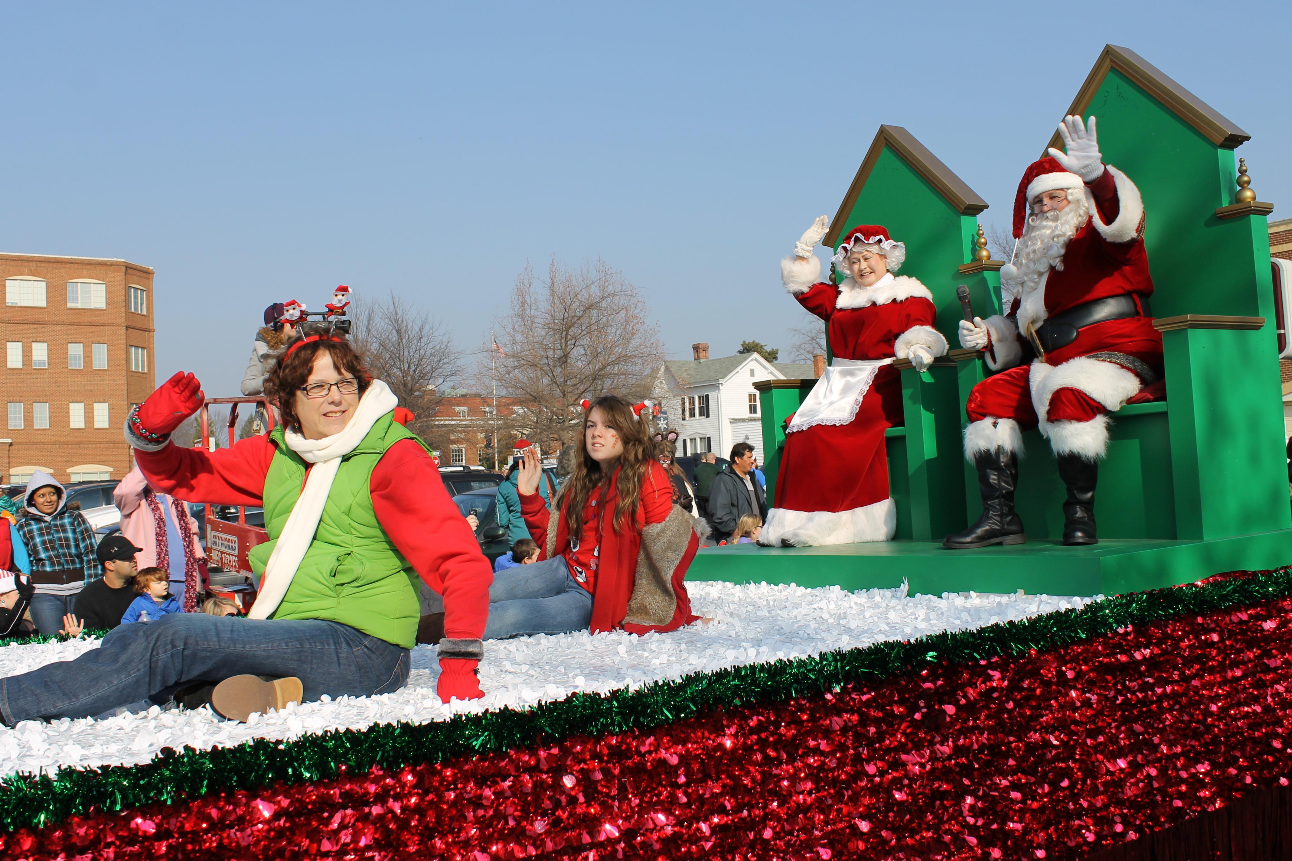 Desfile navideño de Manassas « El Imparcial