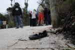 Queman a tres presuntos delincuentes en pueblo de Guatemala