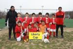 Crece entusiasmo en niños por el fútbol