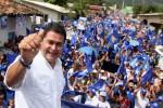Juan Orlando Hernández gana la presidencia de Honduras