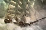 Cuando el barco se dirige a la tormenta