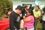 Náufrago salvadoreño regresa al lugar donde inició su odisea de 13 meses