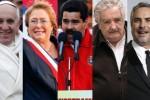 Cinco latinos entre los 100 más influyentes