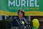 Muriel Bowser gana candidatura para alcaldía de Washington, D.C.