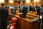 En fase final juicio contra Pistorius
