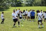 El fútbol y la familia de la USLA de Manassas