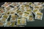 Monedas encontradas por pareja alcanzan US$2millones en subasta