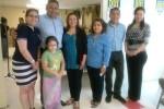 Consulado de El Salvador se acerca a la comunidad