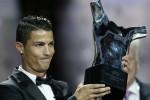 Cristiano Ronaldo mejor jugador UEFA