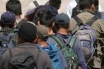 México frena a migrantes centroamericanos