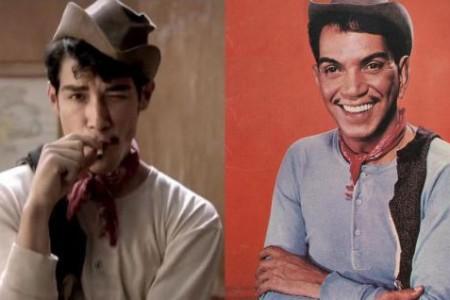 Español interpreta a Cantinflas en película