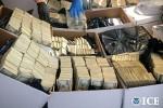 Incautan US$65 millones de los carteles mexicanos