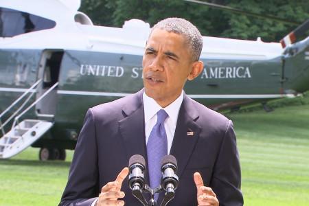EEUU perseguirá a todos los terroristas donde estén dice Obama