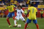 Ecuador golea 5-1 a El Salvador