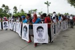 Estudiantes desaparecidos en México se presume fueron asesinados