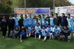 Real Sociedad campeón en Liga de Culmore