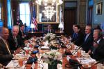 Presidentes de Centroamérica promueven plan para frenar migración