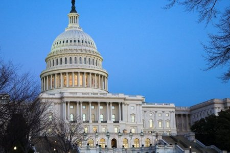 Congreso de EEUU aprueba presupuesto