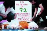 Autoridades mexicanas vinculadas a masacre de centroamericanos