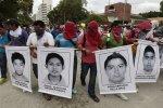 Autoridades mexicanas dan por muertos a los 43 estudiantes desaparecidos