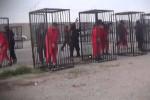El Estado Islámico enjaula y quema vivas a medio centenar de personas en Irak
