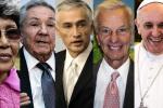 Los 100 latinos más influyentes de 'Time'