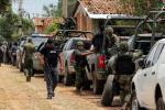 Violencia en Jalisco deja muertos y quema de vehículos