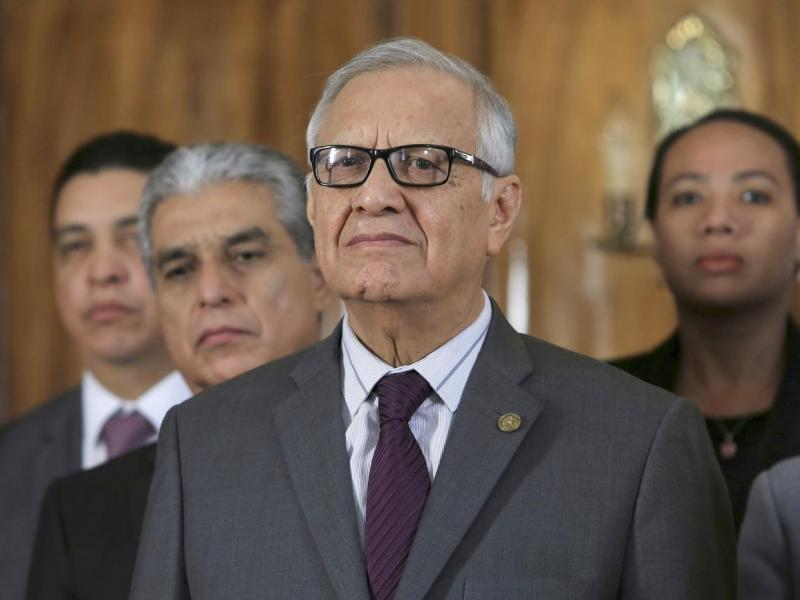 Alejandro Maldonado nuevo vicepresidente de Guatemala