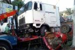 16 muertos en accidente en El Salvador