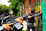 Gobierno no descansará en su lucha contra delincuencia