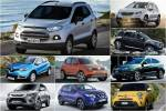 Los SUVs compactos tendencia automotriz
