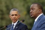 Presidente de Kenia le dice a Obama que su país no promoverá la homosexualidad