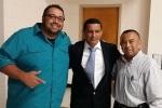 Alcalde de Chirilagua rinde cuentas en Virginia