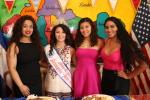Reconocimiento a logros académicos de ex miss Sister City Arlington