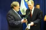Un llamado a la paz y la unidad de El Salvador