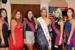 Presentan candidatas a Reina de Ciudades Hermanas Arlington- San Miguel