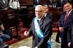 Expresidente de Guatemala Otto Pérez en la cárcel