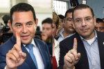 En segunda vuelta conocerá Guatemala al nuevo presidente