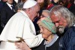 El efecto conciliador del Papa