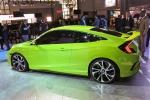 Honda estrena sedán Civic de décima generación