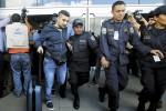 Sirios detenidos en Centroamérica