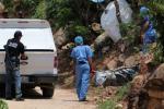 11 cadáveres son encontrados en Veracruz