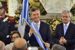 Mauricio Macri nuevo presidente de Argentina