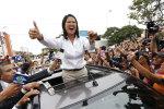 Keiko Fujimori sigue como candidata favorita