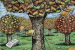 Árboles para la tierra; libros para el mundo