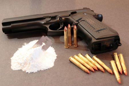 Drogas y armas; el gran peligro actual