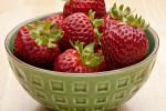Las antocianinas en las fresas mejoran la resistencia a la insulina