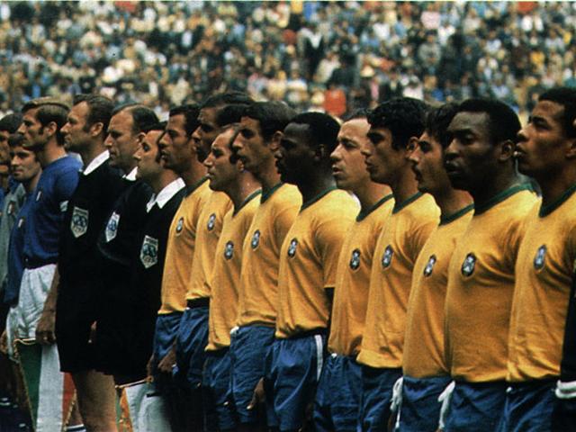 Selección de Brasil 1970